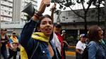 Miles de venezolanos se manifiestan en las calles contra Nicolás Maduro - Noticias de d������a internacional del orgasmo femenino