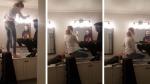 Facebook viral: Madre espió a sus hijos mientras limpiaban el baño y grabó un increíble dueto | VIDEO - Noticias de estados unidos