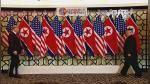 Donald Trump y Kim Jong-un inician con optimismo su segunda cumbre en Hanói - Noticias de kim jong-un