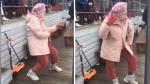 Anciana se roba el show en concierto con sus pegajosos pasos de baile - Noticias de video viral