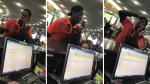 Su increíble habilidad para el beatbox paralizó a todo un aeropuerto - Noticias de inmigraci��n en estados unidos