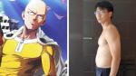 Entrenó a lo Saitama de 'One Punch Man' por 30 días y el resultado te dejará perplejo - Noticias de curiosidades