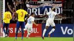 Ecuador no pudo contra los Estados Unidos y cayó por 1-0 en partido amistoso internacional de fecha FIFA - Noticias de fútbol 7