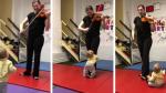 Bebé escucha el sonido del violín por primera vez y su reacción te robará el corazón - Noticias de broadway