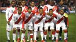 Selección Peruana y su nueva ubicación en el ranking FIFA tras caer ante El Salvador - Noticias de ránking fifa