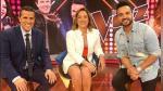 Adamari López y Luis Fonsi se reencontraron en un programa de televisión - Noticias de telemundo
