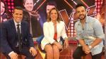 Adamari López y los momentos en que mostró carisma y buen humor junto a Luis Fonsi - Noticias de adamari lópez