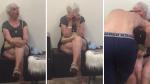 Abuela pasa del enojo a las lágrimas de emoción al ver el tatuaje de su nieto - Noticias de piel