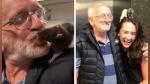 El emotivo reencuentro entre una persona sin hogar y su rata mascota que creía robada - Noticias de colaboracion