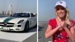 La épica flota de vehículos de la policía de Dubái valorizada en millones de dólares - Noticias de autos de lujos