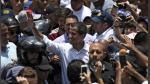 Venezuela: Guaidó reaparece en manifestación y convoca a paro en la administración pública - Noticias de venezuela en crisis