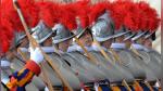 Guardia Suiza se abre a las redes sociales y busca atraer jóvenes reclutas - Noticias de papa francisco