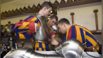 Guardia Suiza se abre a las redes sociales y busca atraer jóvenes reclutas - Noticias de visita del papa