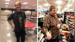 Un adolescente pierde más de 50 kilos caminando todos los días de su casa a la escuela durante 3 años - Noticias de cleveland burger king