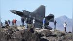 """""""El cañón de Star Wars"""", donde los cazas en vuelo rasante casi se pueden tocar - Noticias de aviones militares"""