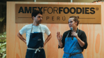 AMEXFORFOODIES, el programa que celebra lo mejor de la cocina internacional y local, llegó al Perú - Noticias de premiación