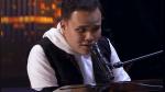 La emotiva actuación de un joven ciego y autista que ha impactado al mundo - Noticias de autismo