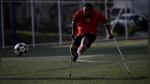 Fútbol con muletas, el deporte que inspira a un grupo de amputados de Panamá - Noticias de selección de panamá