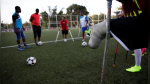 Fútbol con muletas, el deporte que inspira a un grupo de amputados de Panamá - Noticias de un día eres joven