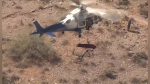 ¿Por qué este rescate en helicóptero de una anciana dio la vuelta al mundo? - Noticias de arizona