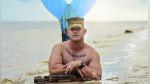 Marine de EEUU posa como una sirena por un motivo que genera admiración en redes - Noticias de jard��n de los sentidos