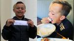 Niño gasta sus ahorros para invitarle a almorzar a sus compañeros de escasos recursos - Noticias de facebook parejas