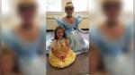 Toda una escuela aprendió lengua de signos para darle la bienvenida a una alumna con discapacidad auditiva - Noticias de princesas de disney