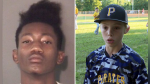 Un niño frustró robo en su casa usando un machete como si fuera un bate de béisbol - Noticias de oficinas a+
