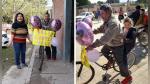 """Un abuelo sorprende a su nieta en el día de su cumpleaños dándole """"el regalo de su vida"""" - Noticias de ancianos"""