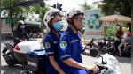 Motoambulancias para salvar vidas en medio del tráfico de Vietnam - Noticias de botiquín