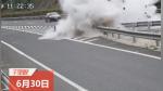Una mujer embarazada sobrevive milagrosamente a un aparatoso accidente de auto en China - Noticias de embarazada