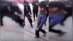 Policías alegraron a niño con gesto que fue aplaudido en las redes sociales - Noticias de ecuador