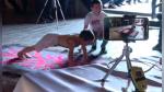 Niño gana una casa para su familia después de hacer casi 4 mil lagartijas - Noticias de curiosidades