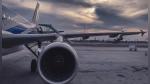 El aterrador momento en el que una turbina de avión sufre un desperfecto en pleno vuelo - Noticias de curiosidades