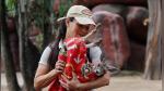 Khya, la canguro bebé que perdió a su mamá y ahora es criada por veterinaria de zoológico - Noticias de bebés prematuros