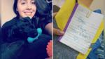 """Una carta """"escrita"""" de un perro a otro fue el comienzo de una hermosa amistad - Noticias de en vivo"""