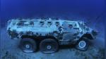 Tanques y helicópteros se convierten en arrecifes en nuevo museo militar submarino en Jordania - Noticias de  al fondo hay sitio