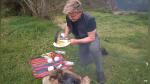 Gordon Ramsay y los huevos revueltos con gusanos que cocinó en el Valle Sagrado de los Incas - Noticias de national geographic