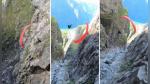 Mira el impresionante viaje en speedflying a través de los fiordos noruegos - Noticias de sobredosis
