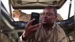 Mira el arriesgado selfie con un guepardo durante un safari que causa furor en Internet - Noticias de sangre