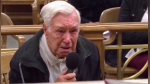 Anciano explica en juicio por qué excedió límite de velocidad al conducir y conmueve a todos - Noticias de ancianos
