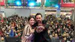 Jason David Frank: ¿por qué el Power Ranger verde fue retenido en el Aeropuerto Jorge Chávez? - Noticias de jockey club