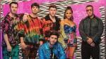 Natti Natasha, Daddy Yankee y Sebastián Yatra sorprendieron a los asistentes al primer show de los Jonas Brothers - Noticias de sebastián yatra