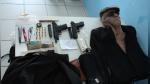 Intenta asaltar un banco disfrazado de anciano y con una pistola de juguete - Noticias de tráfico de drogas