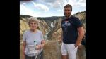 Le cumple el sueño a su abuela de conocer el mar y viajar por todo el país - Noticias de facebook