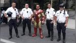 El 'Iron Man' argentino, el superhéroe que recorre hospitales para ayudar a los niños - Noticias de