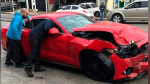Mecánico quiso probar el lujoso auto de su cliente y termina de la peor forma - Noticias de local