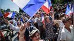 París conmemora los 75 años de la liberación del yugo nazi | FOTOS - Noticias de parís
