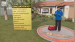 Huracán Dorian: el impactante video que sirve para alertar sobre los peligros del temporal - Noticias de botiquín