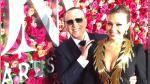 Tommy Mottola sorprende a Thalía  con romántico mensaje por el aniversario de su primera cita - Noticias de thalía